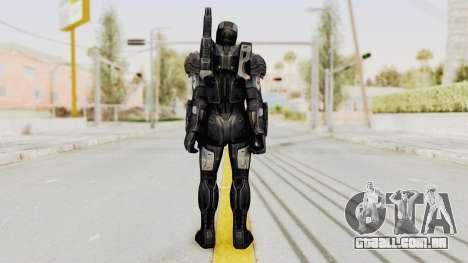 Marvel Future Fight - War Machine (Civil War) para GTA San Andreas terceira tela
