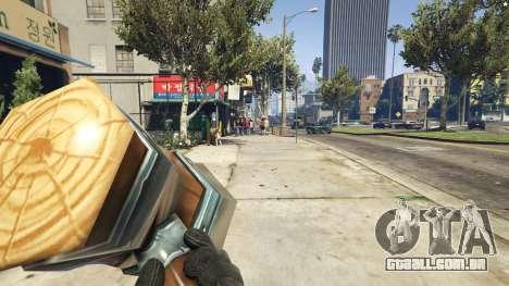 GTA 5 Wooden Fantasy Hammer oitmo screenshot
