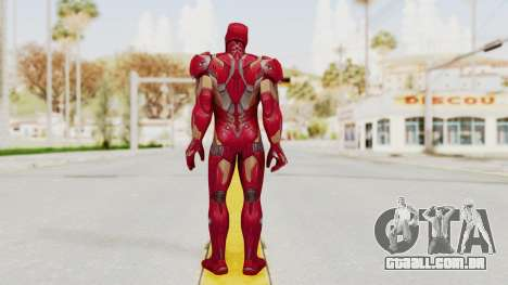 Marvel Future Fight - Iron Man (Civil War) para GTA San Andreas terceira tela