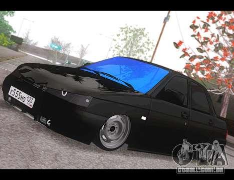 VAZ 2110 Agressivo para GTA San Andreas