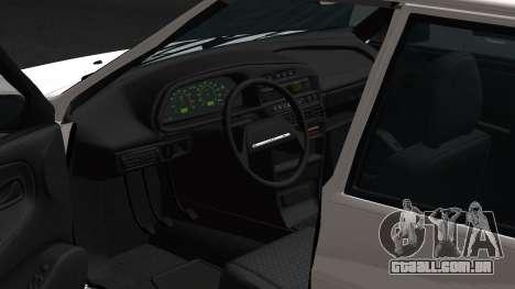 VAZ 2114 BPAN para GTA San Andreas esquerda vista