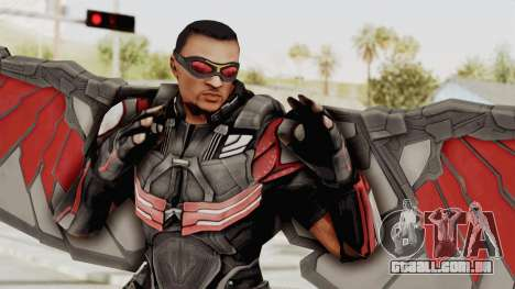 Captain America Civil War - Falcon para GTA San Andreas