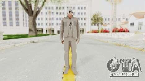 X-men: Apocalypse - Quicksilver para GTA San Andreas segunda tela