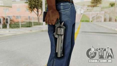 VC Python Pistol para GTA San Andreas terceira tela