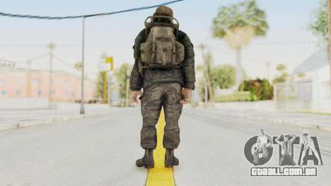 COD BO President Nixon Vietnam v1 para GTA San Andreas terceira tela