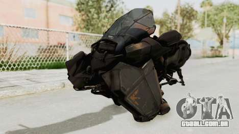 CoD Advanced Warfare - Hover Bike para GTA San Andreas