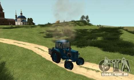 MTZ 80 Bielorrússia para GTA San Andreas