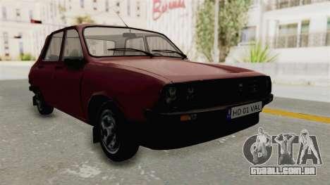 Dacia 1310 TX Realistica para GTA San Andreas