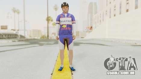 GTA 5 Cyclist 2 para GTA San Andreas segunda tela