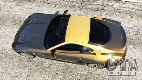 Ferrari 599 GTO para GTA 5