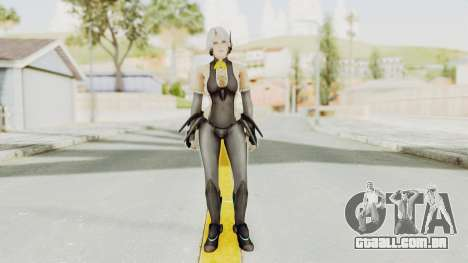 Dead Or Alive 5 LR Christie Tamiki Wakaki DLC v2 para GTA San Andreas segunda tela