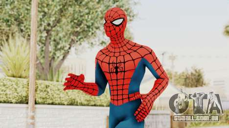 Marvel Heroes - Spider-Man para GTA San Andreas