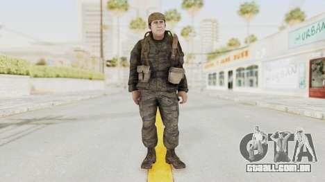 COD BO President Nixon Vietnam v1 para GTA San Andreas segunda tela