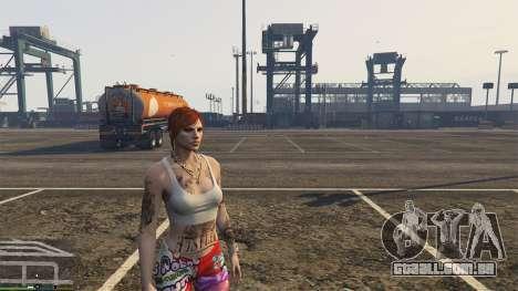 GTA 5 Skin Control 2.1 segundo screenshot