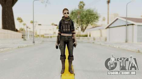 Phantomers Linda Sashantti para GTA San Andreas segunda tela