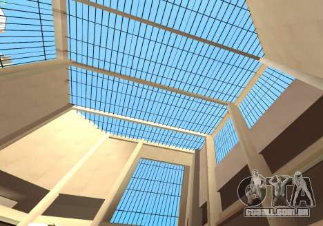 New Interior Radiocenter para GTA San Andreas segunda tela