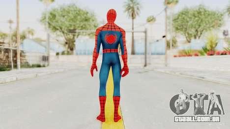 Marvel Heroes - Spider-Man para GTA San Andreas terceira tela