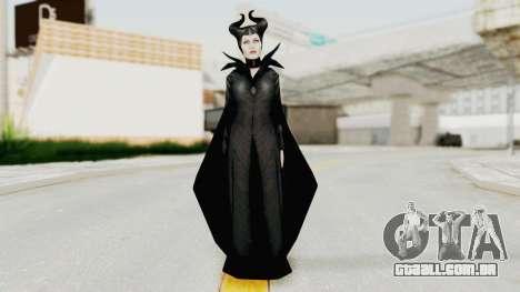 Maleficent para GTA San Andreas segunda tela