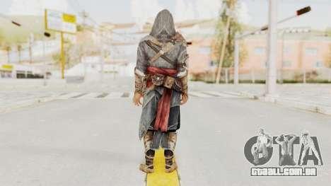 Assassins Creed Revelations - Ezio para GTA San Andreas terceira tela