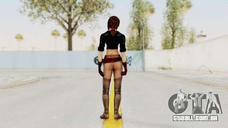 Beatrice para GTA San Andreas terceira tela