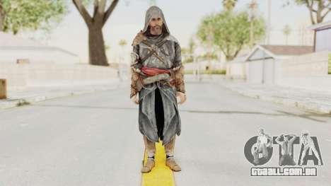 Assassins Creed Revelations - Ezio para GTA San Andreas segunda tela