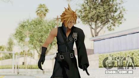 Kingdom Hearts 2 - Cloud Strife para GTA San Andreas