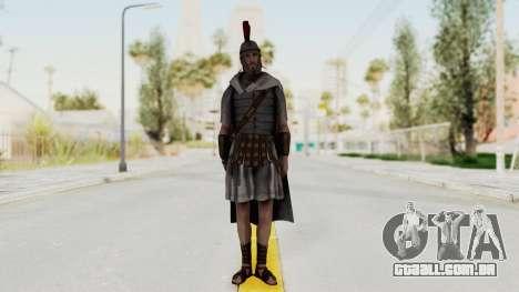AC Brotherhood - Ezio Auditore Legionare para GTA San Andreas segunda tela