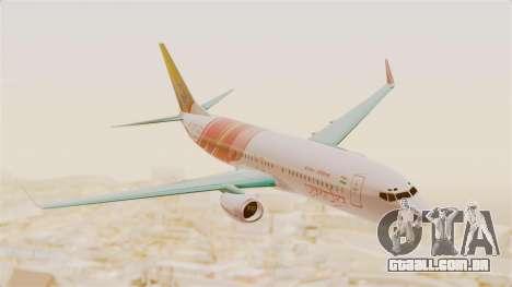 Boeing 737-8HG Air India Express para GTA San Andreas