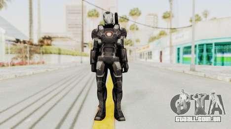 Marvel Future Fight - War Machine (Civil War) para GTA San Andreas segunda tela
