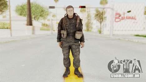 COD BO President John F. Kennedy Vietnam para GTA San Andreas segunda tela