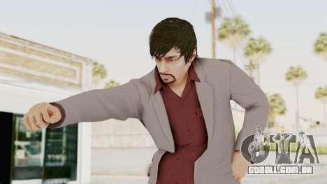 GTA 5 Online Male Skin 1 para GTA San Andreas