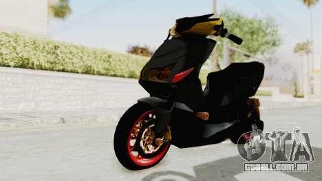 Honda Vario Concept 200CC para GTA San Andreas