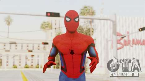Marvel Heroes - Spider-Man (Civil War) para GTA San Andreas