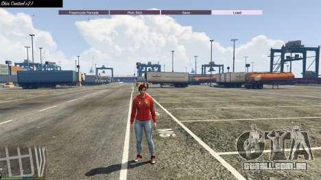 GTA 5 Skin Control 2.1 quarto screenshot
