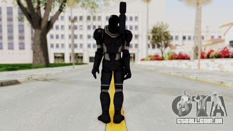 Marvel Heroes - War Machine (AOU) para GTA San Andreas terceira tela
