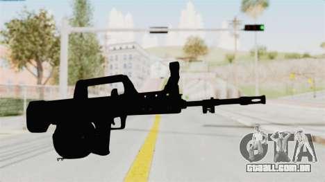 QBB-95 para GTA San Andreas segunda tela