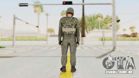 GTA 5 Online Skin (Last Team Standing) para GTA San Andreas terceira tela