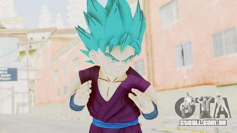 Dragon Ball Xenoverse Gohan Teen DBS SSGSS v1 para GTA San Andreas