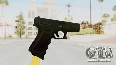 Glock 19 Gen4 para GTA San Andreas terceira tela
