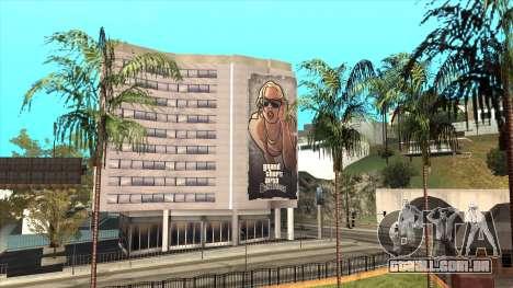 Poster GTA San Andreas HD para GTA San Andreas terceira tela