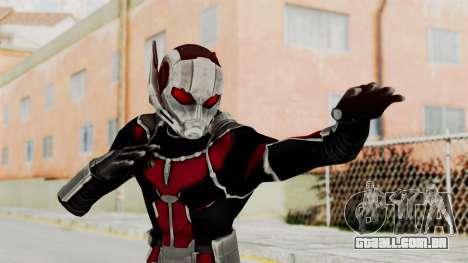 Captain America Civil War - Ant-Man para GTA San Andreas