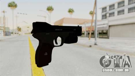 Killzone - M4 Semi-Automatic Pistol No Attach para GTA San Andreas segunda tela