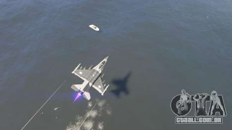 GTA 5 F-16C Block 52 quarto screenshot