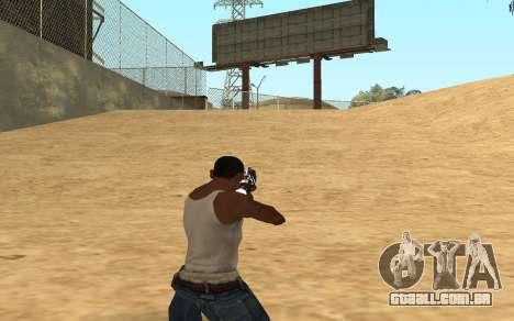 M4 Cyrex para GTA San Andreas sétima tela