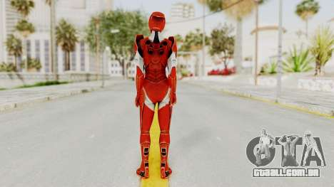 Marvel Heroes - Rescue para GTA San Andreas terceira tela