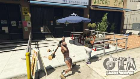 GTA 5 Wooden Fantasy Hammer sexta imagem de tela