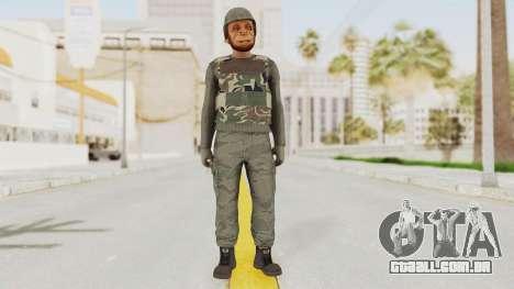 GTA 5 Online Skin (Last Team Standing) para GTA San Andreas segunda tela