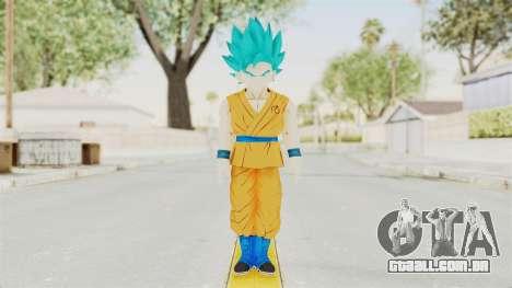 Dragon Ball Xenoverse Gohan Teen DBS SSGSS v2 para GTA San Andreas segunda tela
