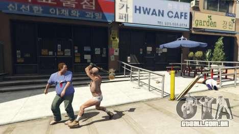 GTA 5 Wooden Fantasy Hammer sétima screenshot