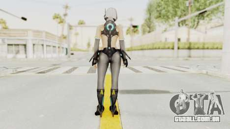 Dead Or Alive 5 LR Christie Tamiki Wakaki DLC v2 para GTA San Andreas terceira tela
